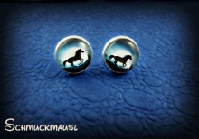 Moonlight Horse Cabochons