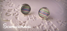 Stripes Cabochons